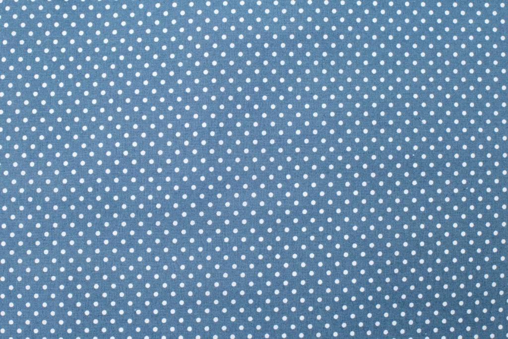 Metráž bavlna MODRÝ PUNTÍK (k patchworku)  d68aa3642bd